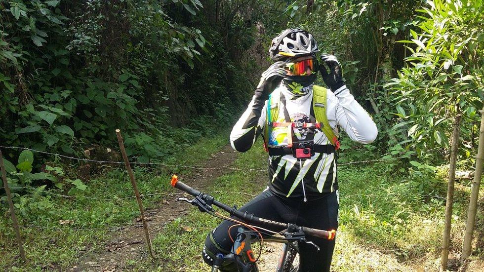 Ciclomontañismo: este deporte lo puede practicar en Laguna de Tota.