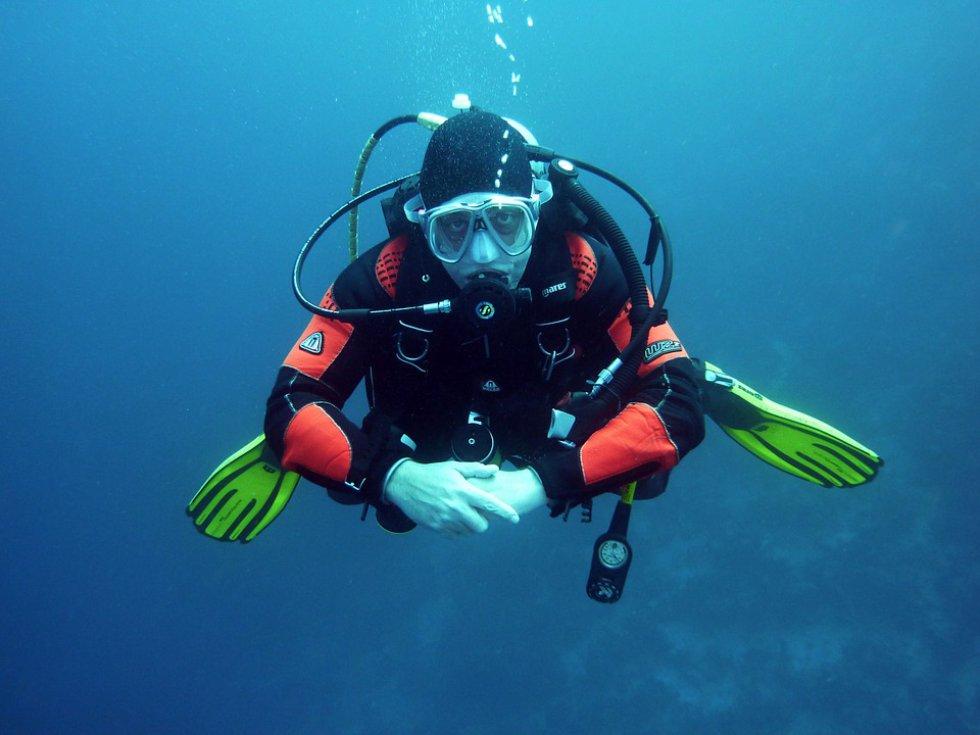 Buceo: este deporte lo puede practicar en Océano Pacífico.