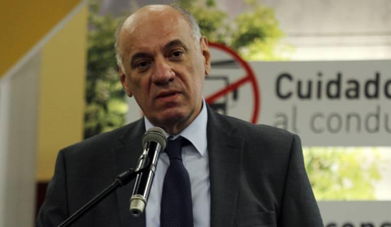Jose Camilo Manzur, presidente de la Asociación colombiana de distribuidores de energía