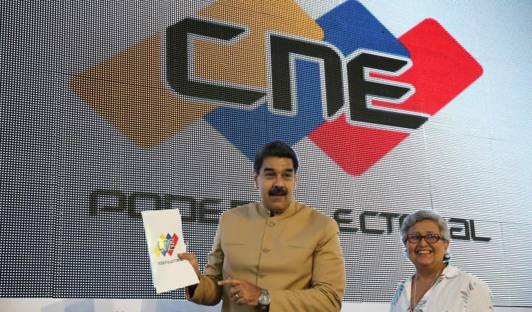 8 millones de personas votan en Constituyente — Venezuela