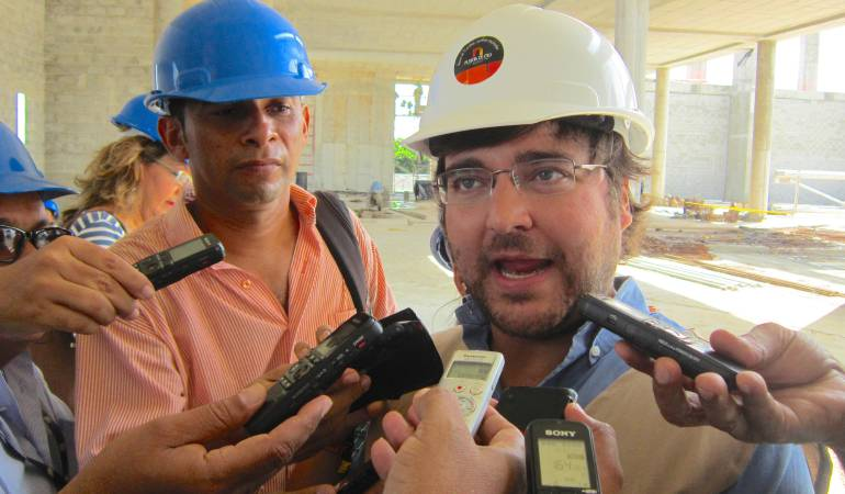 Jaime Pumarejo Heins, nuevo ministro de Vivienda