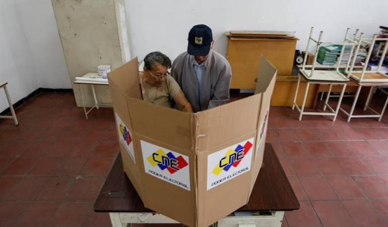 Julio Borges: elecciones de Constituyente fueron un