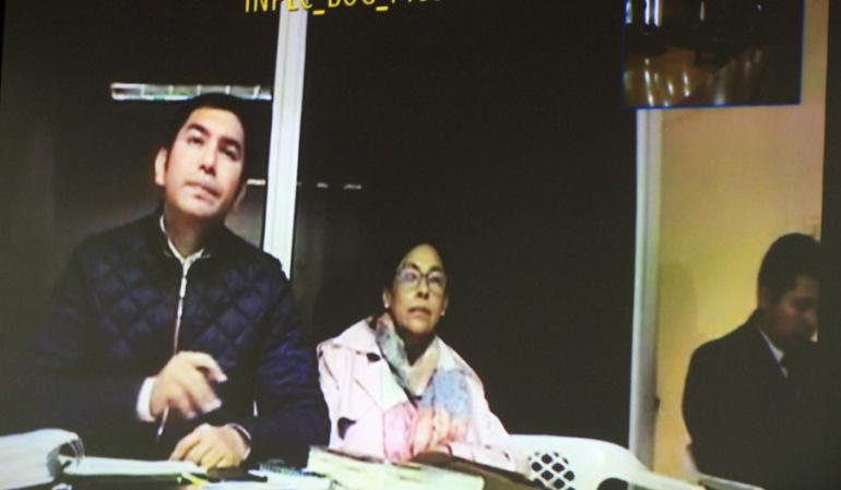 Leonardo Pinilla negó cargos de concusión por sobornos a Alejandro Lyons