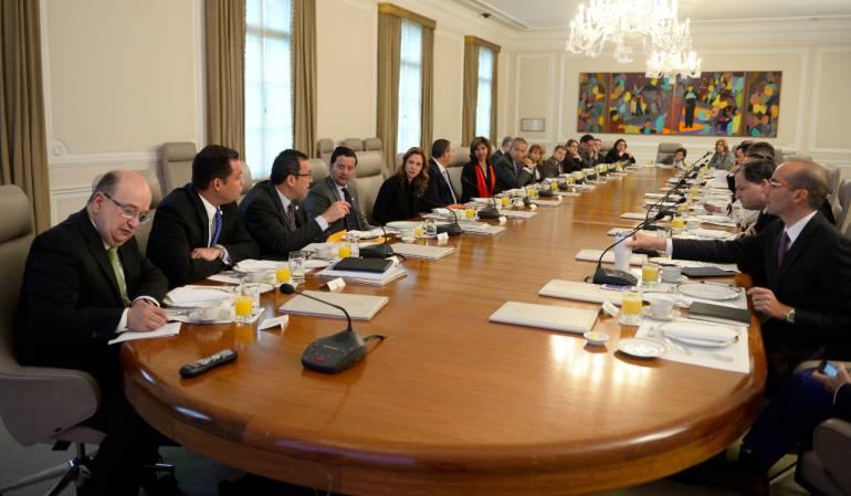 Cambios en el gabinete del Gobierno: Empresarios califican como interesantes los cambios en el gabinete del Gobierno