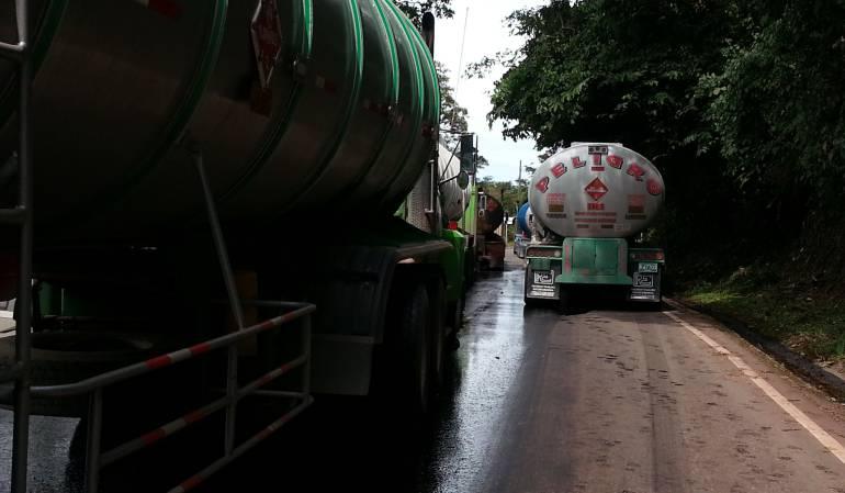 Producción de crudo en Colombia para junio — COLOMBIA
