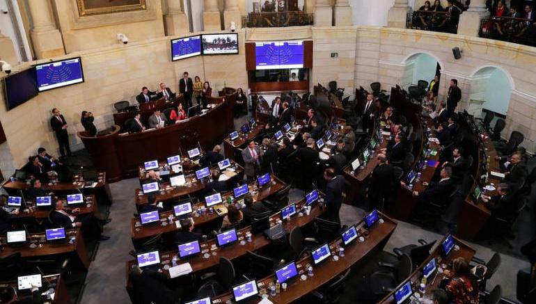 Gobierno volvió a radicar en el Congreso Ley estatutaria de JEP
