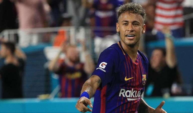 Rechazan el pago por Neymar: su pase al PSG, frenado