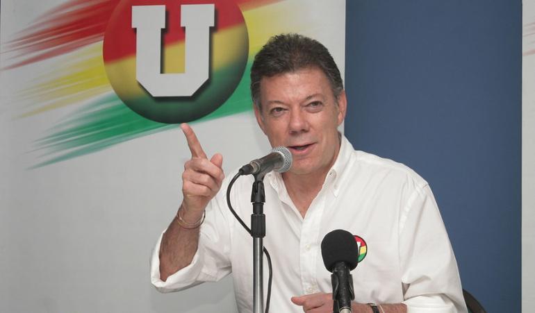 Santos asegura que CNE no encontrará irregularidades en investigación a campaña 2014