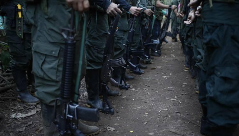 Disidencias de las Farc están reclutando jóvenes en el Guaviare, según Ejército