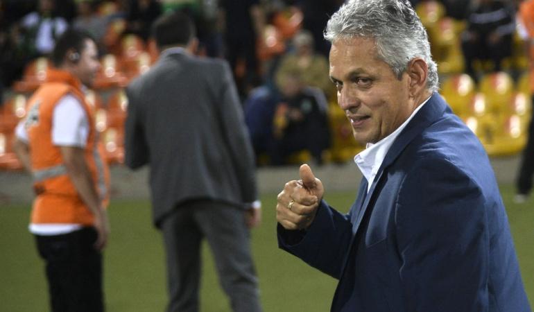 Reinaldo Rueda se acerca a Flamengo