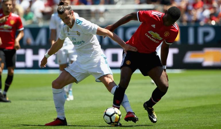Real Madrid Manchester United Supercopa de Europa: Real Madrid se reencuentra con Mourinho en la Supercopa ante el Manchester United