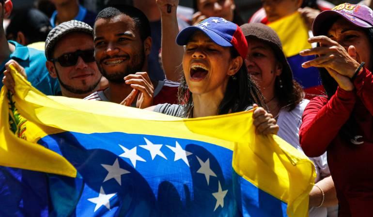 """Crisis Venezuela: Cancilleres latinoamericanos acuerdan que Venezuela """"ya no es una Democracia"""""""