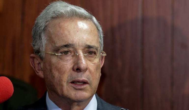 Uribe justifica carta de respaldo a expresidente Martinelli