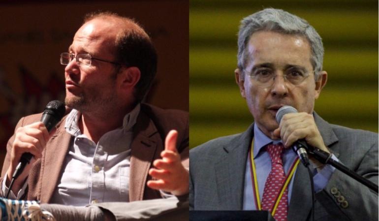Pelea Uribe vs Daniel Samper: Uribe impugna ante la Corte Suprema fallo que le ordenó rectificar en el caso de Daniel Samper