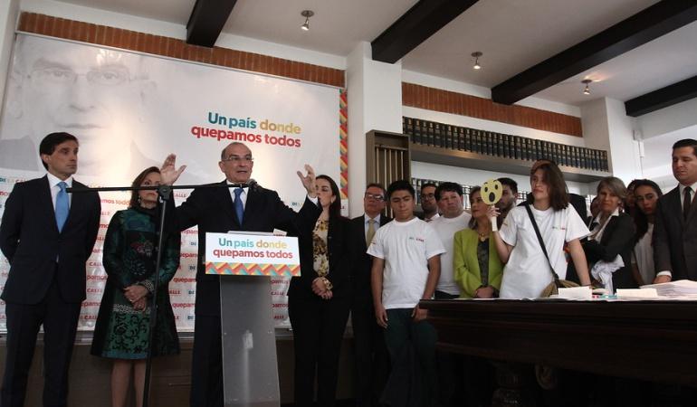Candidatura Humberto de La Calle agita el panorama electoral