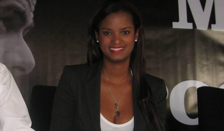 Exreina Vanessa Mendoza acusa de racista a mesa directiva de la Cámara