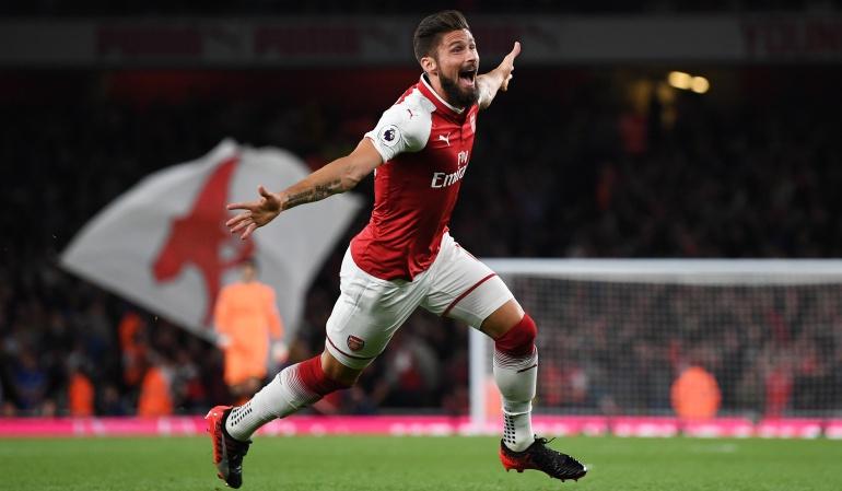 Premier League: Con Ospina como suplente, Arsenal ganó en su debut por Liga inglesa