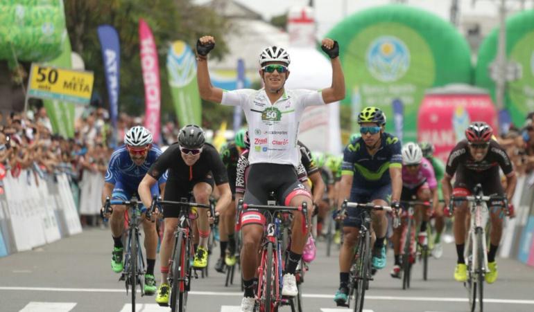 Aristóbulo Cala Vuela a Colombia etapa 11: Soto gana la etapa 11 y Cala acaricia el título de la Vuelta a Colombia