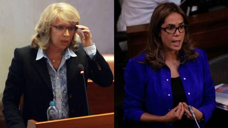 Fiscalía citó a interrogatorio a exministras Gina Parody y Cecilia Álvarez