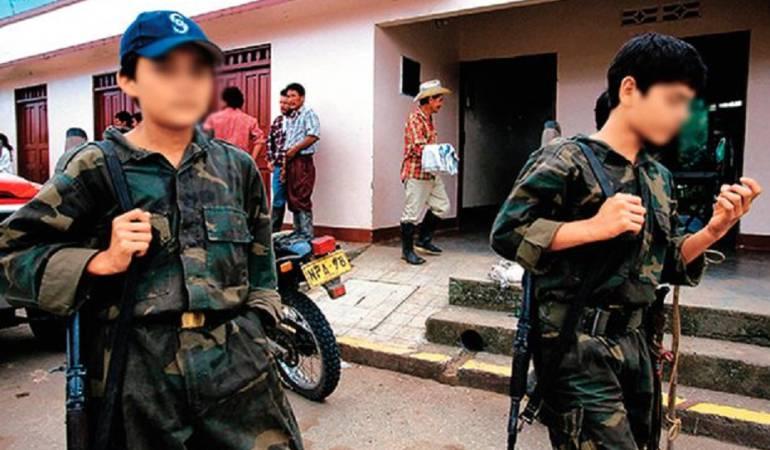 Proceso de paz: Procurador pide a las Farc entregar los menores de sus filas