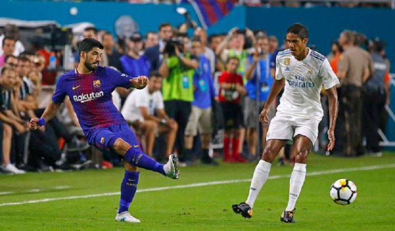 Barcelona Real Madrid Supercopa de España: Clásico en la Supercopa de España, Barcelona recibe al Real Madrid