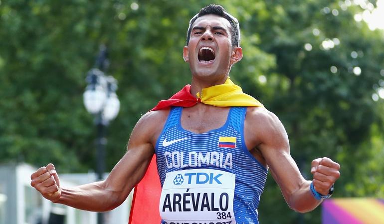 """Eider Arévalo campeón del mundo: """"Vine a Londres a ganar la medalla de oro"""": Éider Arévalo, campeón del mundo"""
