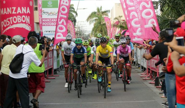 Aristóbulo Cala Campeón Vuelta a Colombia: El santandereano Aristóbulo Cala, nuevo campeón de La Vuelta a Colombia