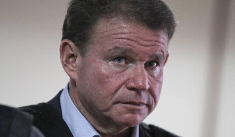 Envían a la cárcel a senador colombiano implicado en caso Odebrecht