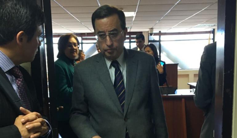 Imputan cargos a expresidente de Corficolombiana, José Elías Melo, por escándalo Odebrecht