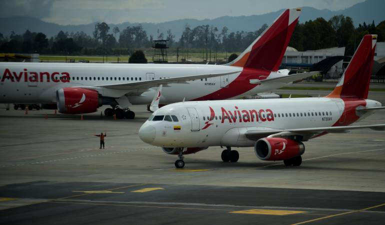En segundo trimestre, Avianca obtuvo $1090 millones en ingresos