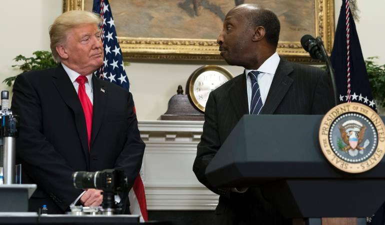 Trump Virginia: Tres empresas renuncian a consejo asesor de Trump por su respuesta a violencia en Virginia