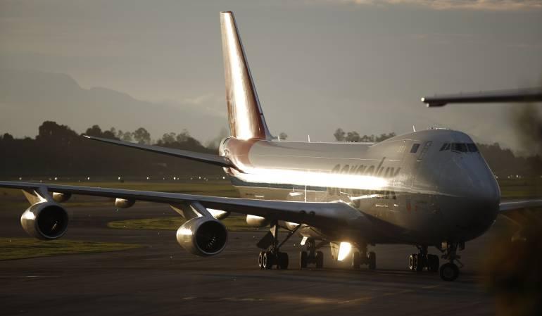 Primer semestre de 2017, positivo para el transporte aéreo en Colombia