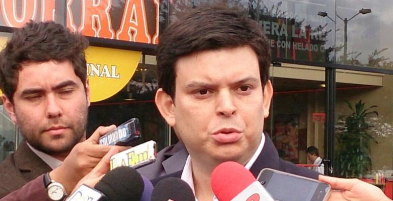 Fiscalía aceptó principio de oportunidad al exgobernador de Córdoba Alejandro Lyons