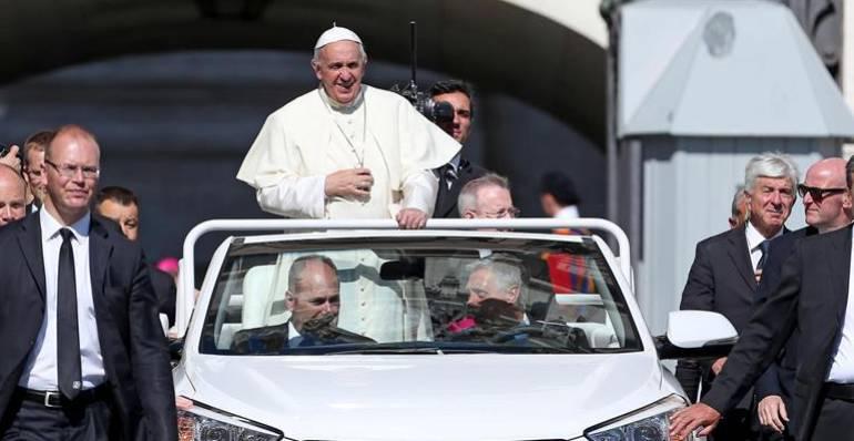 Papa Francisco en Colombia: Día Cívico y sin carros para recibir al papa en Villavicencio