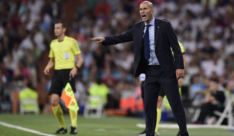 Zidane Real Madrid Supercopa de España: Este equipo tiene hambre y cada vez que jugamos se nota: Zidane