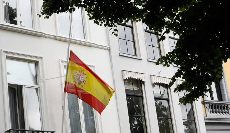 Colombia activa plan de contingencia para atender a colombianos en Barcelona