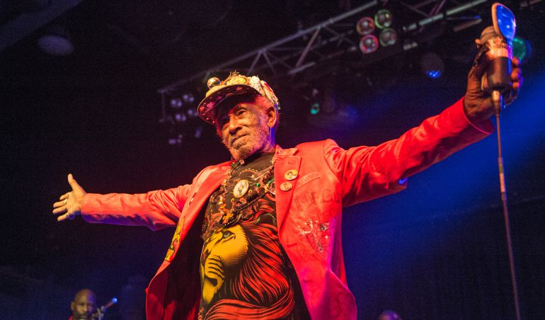 Lee Scratch Perry.