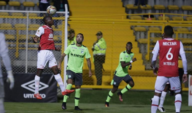 Independiente Santa Fe Deportivo Cali: Independiente Santa Fe recibe a un Deportivo Cali en crisis
