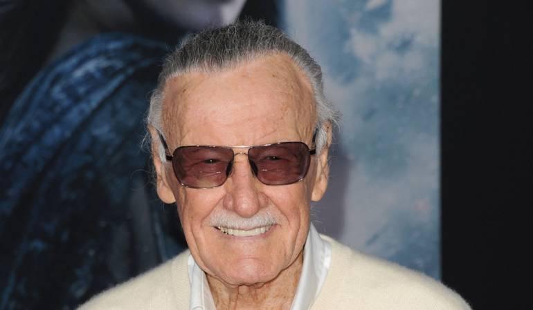 Stan Lee Marvel Silver Surfer: Stan Lee quiere recuperar a Silver Surfer en el universo Marvel