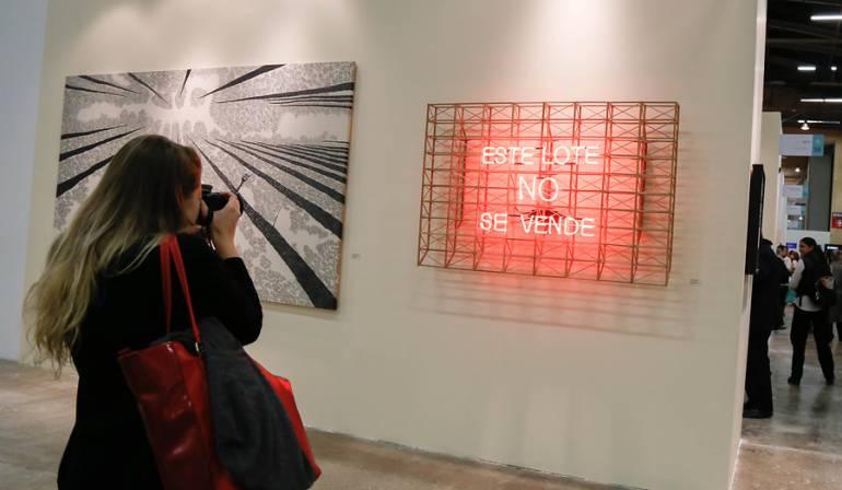 Feria de arte de Medellín: Feria de arte de Medellín se reinventa para ser un punto de encuentro