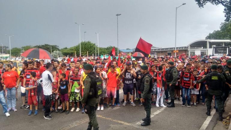 Con empate ante Fortaleza, Cúcuta Deportivo se despidió de Zipaquirá