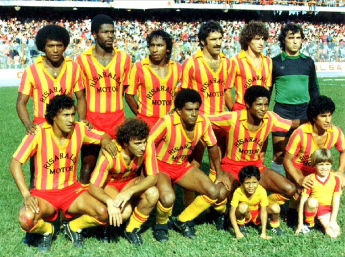 Foto Pulso Pereira de 1982: El Pereira de 1982