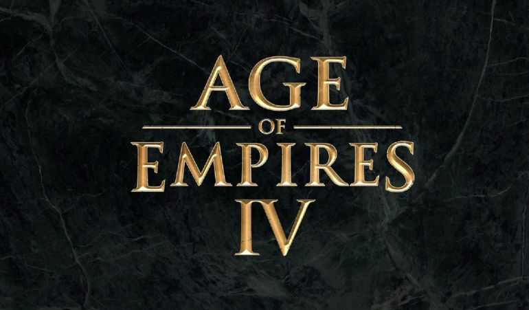 """Age Of Empires IV""."