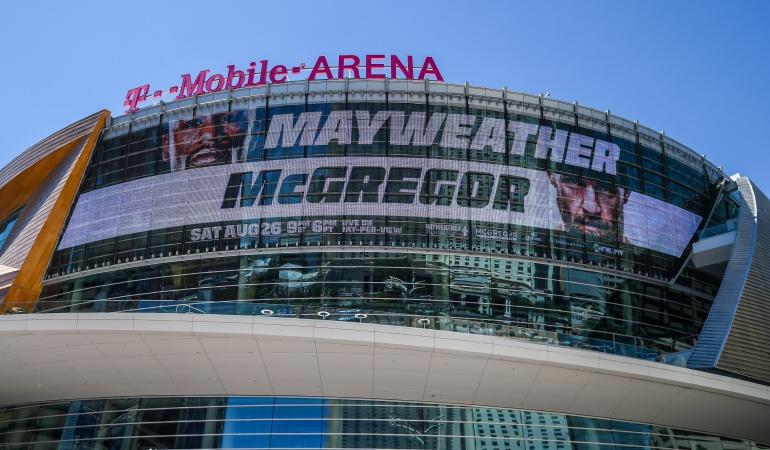 Maywhether vs McGregor: Así llegan los protagonistas de la pelea de los 'mil millones de dolares'