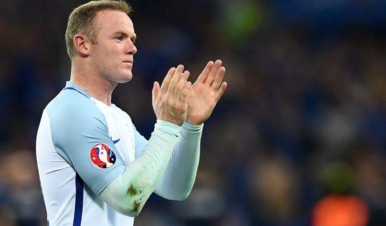Wayne Rooney retiro selección Inglaterra: Wayne Rooney dice adiós a la selección de Inglaterra