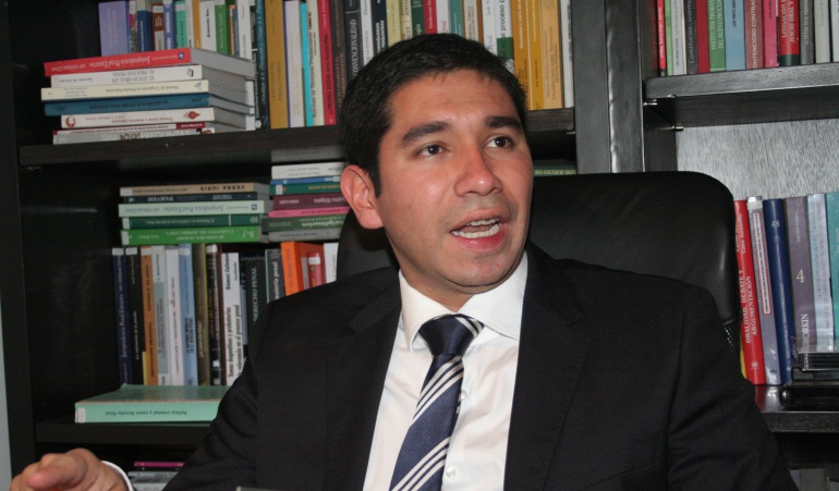 Estados Unidos oficializa pedido de extradición a Luis Gustavo Moreno