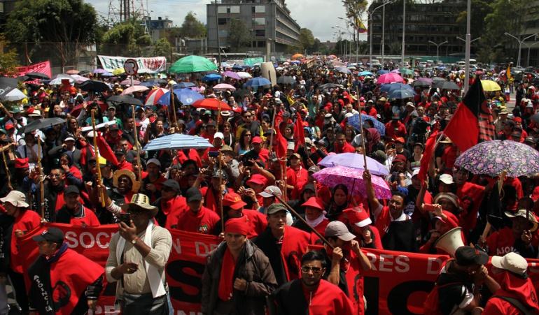 Educadores anuncian nuevas protestas por atención de salud