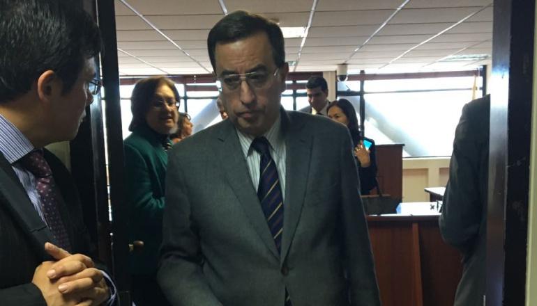 A la cárcel José Elías Melo por caso Odebrecht
