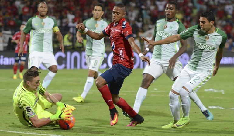 Liga Águila: Nacional y Medellín, a continuar con su buena racha por Liga en el 'clásico paisa'