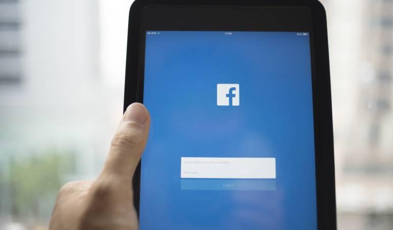 Usuarios reportan la caída de Facebook